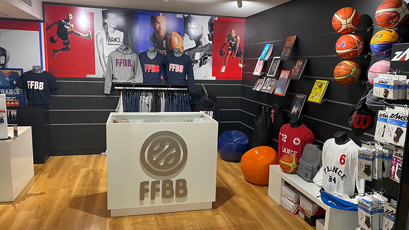 Show Room FFBB Store