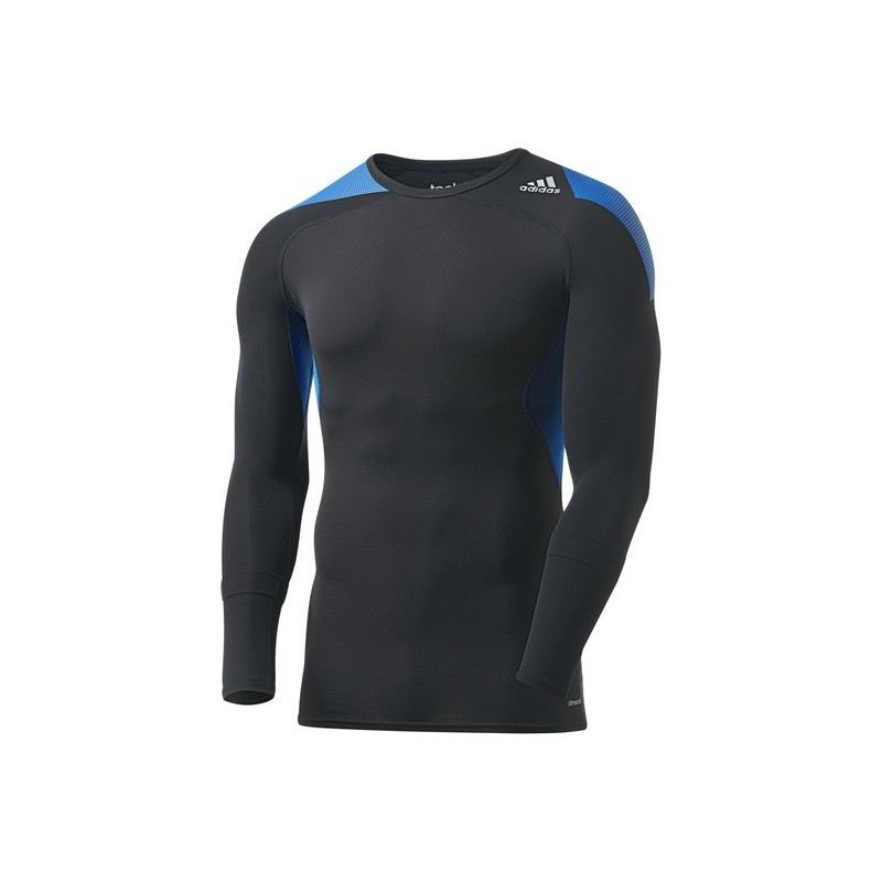 Sous Maillot adidas ML - TECHFIT COOL