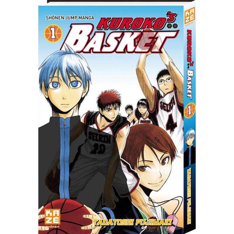 KUROKO S BASKET TOME 1