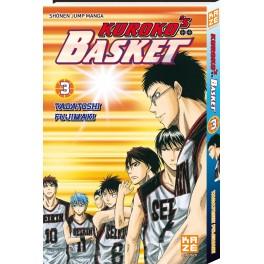 KUROKO S BASKET TOME 3
