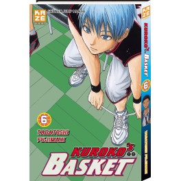 KUROKO S BASKET TOME 6
