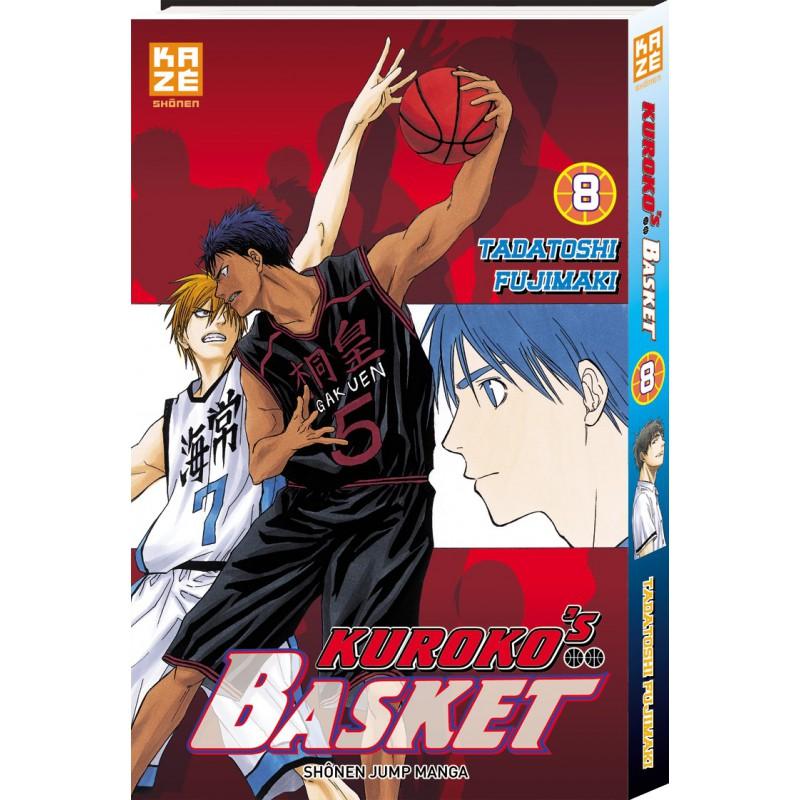 KUROKO S BASKET TOME 8