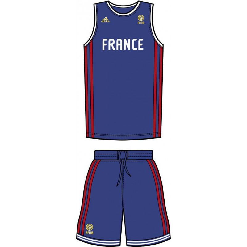 Kit enfant Team France