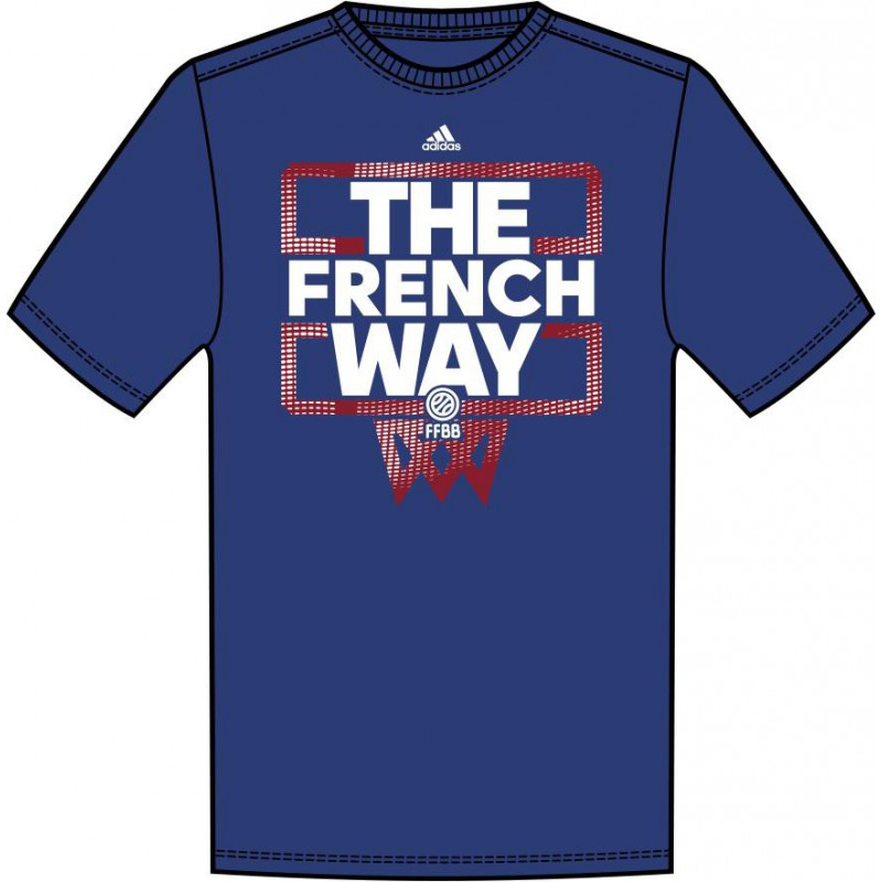 T-shirt The French Way