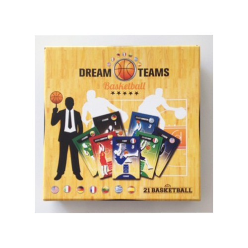 Jeu DREAM TEAMS BASKETBALL