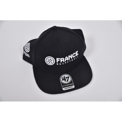 Casquette 47 Snapback France Basket-Ball