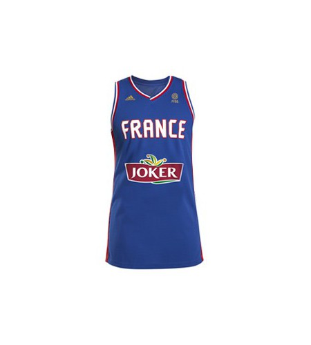 Maillot Equipe de France Bleu