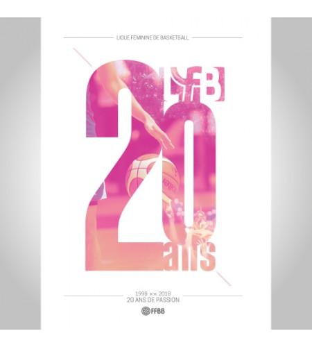 Livre 20 ans - LFB