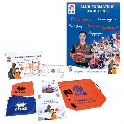 Mallette Formation Arbitre Club
