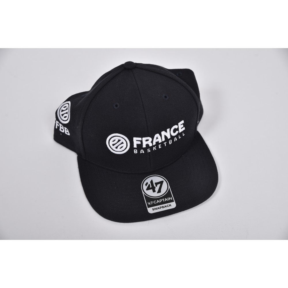 Casquette 47 Snapback France Basket-Ball