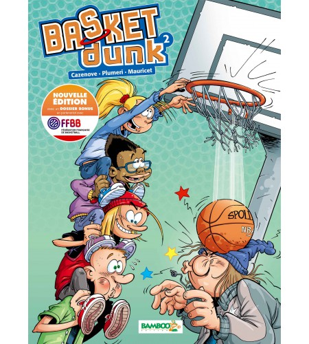 BD BASKET DUNK TOME 2