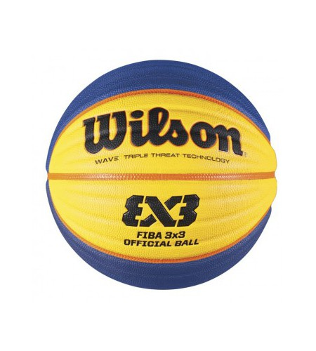 Ballon WILSON 3x3 OFFICIEL