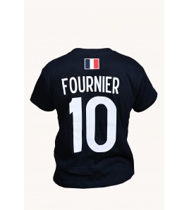 T-SHIRT KIDS FFBB FOURNIER