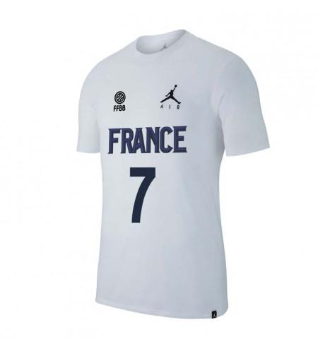 T-Shirt JORDAN X FFBB Collector GRUDA