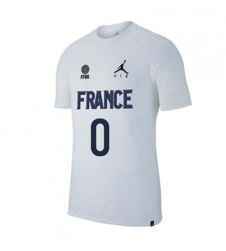 T-Shirt JORDAN X FFBB Collector EPOUPA