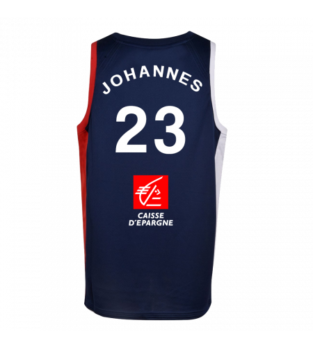 """Maillot FRANCE HOME personnalisable """"JOUEUSES"""""""