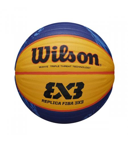 Ballon WILSON 3x3 FIBA REPLICA GAMEBALL
